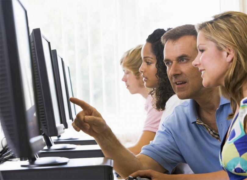 Software Training 1 - Dynamic Web Training