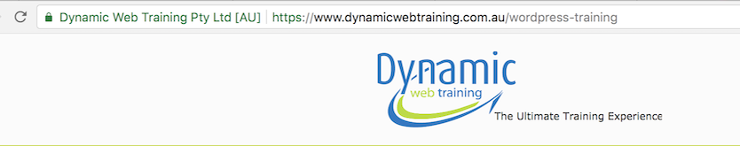2 Permalinks - Dynamic Web Training