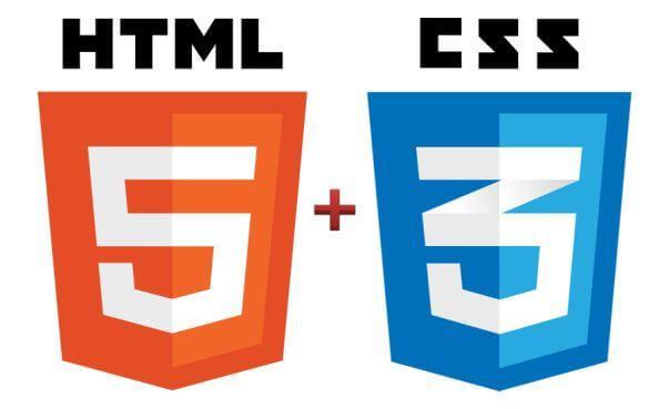 HTML CSS Programming Languages - Dynamic Web Training