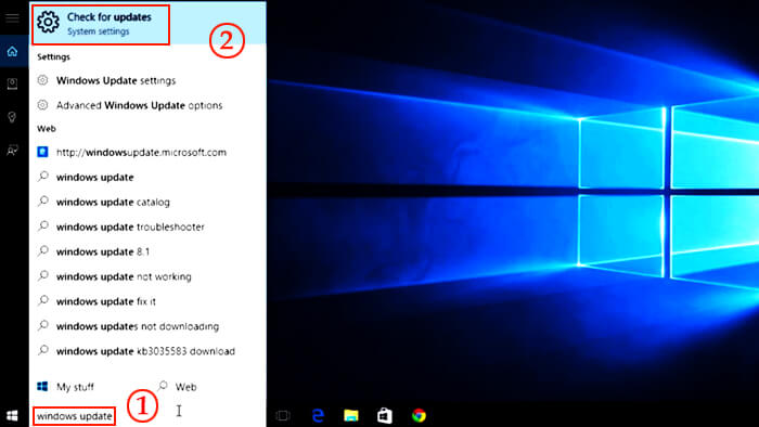 Windows 10 Upgrade 1 - Dynamic Web Training