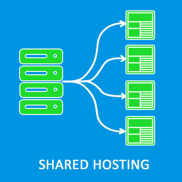 Wordpress Shared Hosting- Dynamic Web Training
