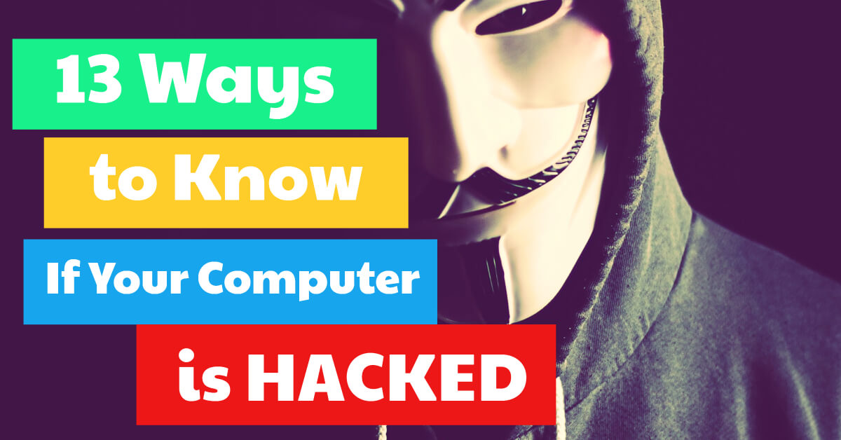 13_ways_know_if_hacked - Dynamic Web Training