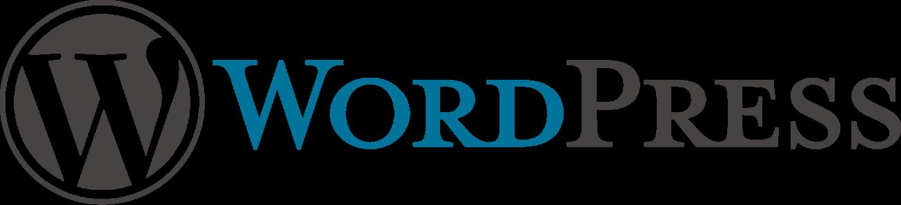 WordPress logo- Dynamic Web Training