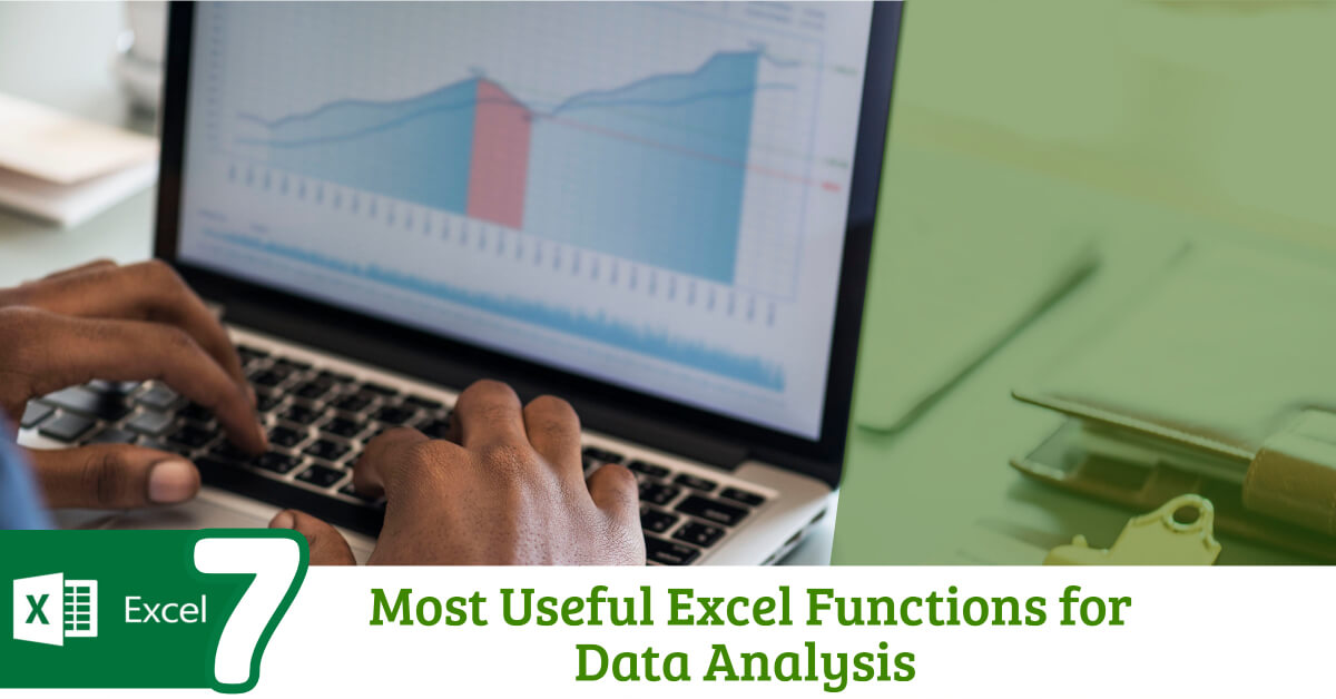 7 Excel Functions for Data Analysis - Dynamic Web Training
