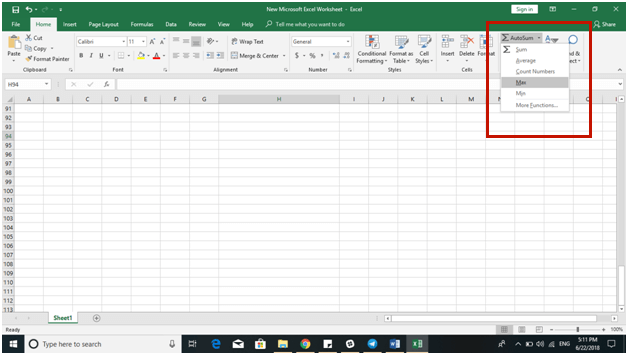 Excel 2016 Tips - Functions - Dynamic Web Training