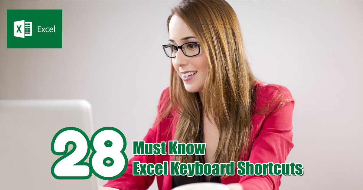 Excel Keyboard Shortcuts - Dynamic Web Training