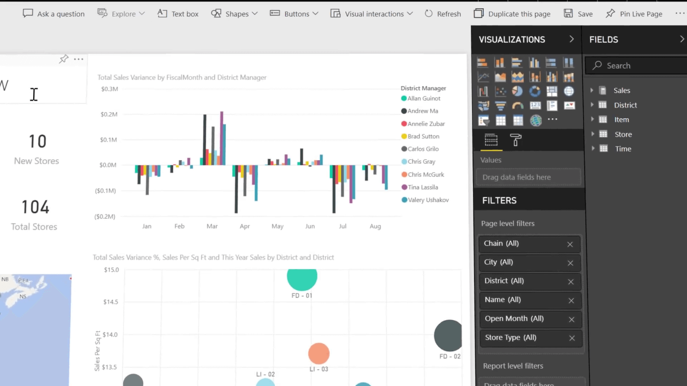 What can Power Bi do - Dynamic Web Training