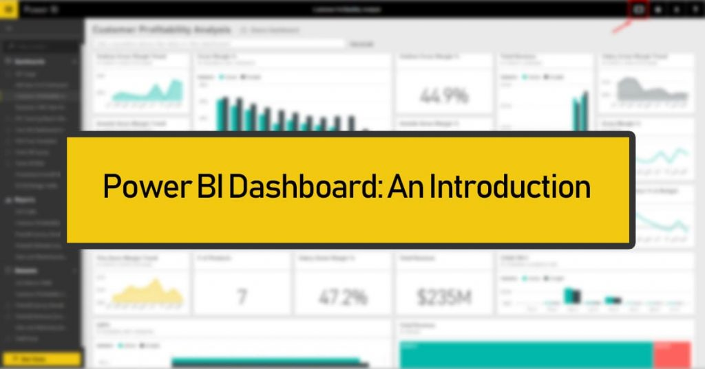 PowerBI Dashboard - Dynamic Web Training