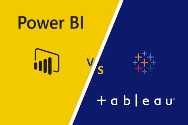 PowerBi Tableau Comparision Table - Dynamic Web Training